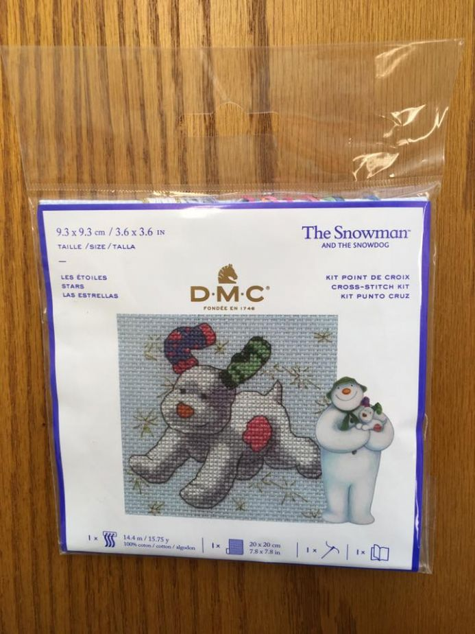 The Snowdog - Stars DMC Kit